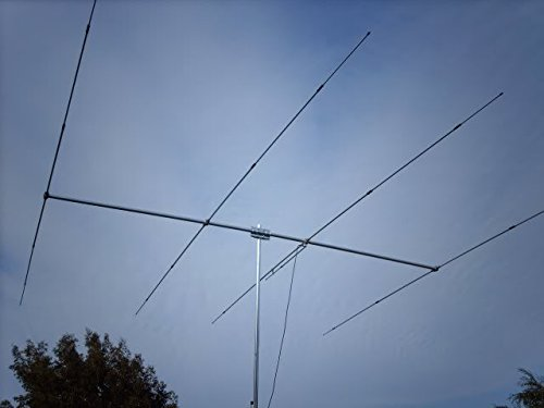 Find Bargain Sirio Sy27-4 4 Elements Tunable 26.5-30mhz Yagi Antenna