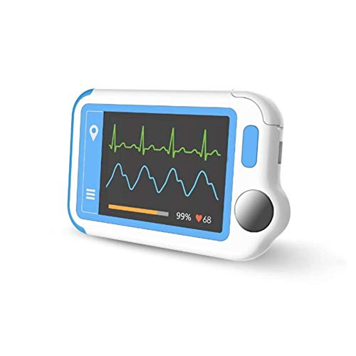 DZWJ Monitor de Ritmo cardíaco portátil