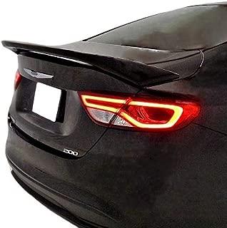 Accent Spoilers - Spoiler for a Chrysler 200 4-Door Factory Style Spoiler-Primer