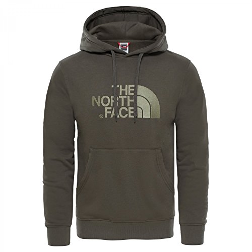 The North Face AHJY Sudadera, Hombre, Verde (New Taupe Green), XS