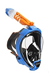 NEW DESIGN - new strap and quick release system. This ensures greater comfort, safety and ease when putting on and taking off the mask. The quick release not only is easy to grasp, but also swivels to ensure a good hold from the comfortable elastic s...