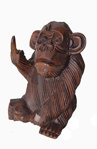 wood monkey - 8