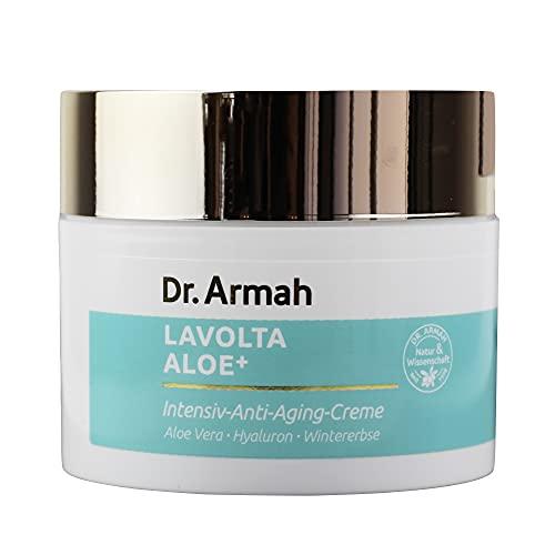 Dr. Armah LaVolta Aloe+ Intensiv-Anti-Aging-Creme 200ml mit Hyaluron und Wintererbse