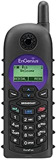 ENGENIUS DuraFon-SIP-HC DuraFon(R) SIP Low-Profile Handset with 1.5dBi Antenna PET2