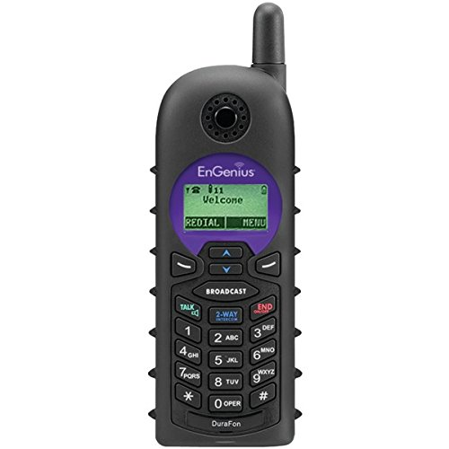 EnGenius DuraFon SIP-HC Long-Range Cordless Phone System Handset