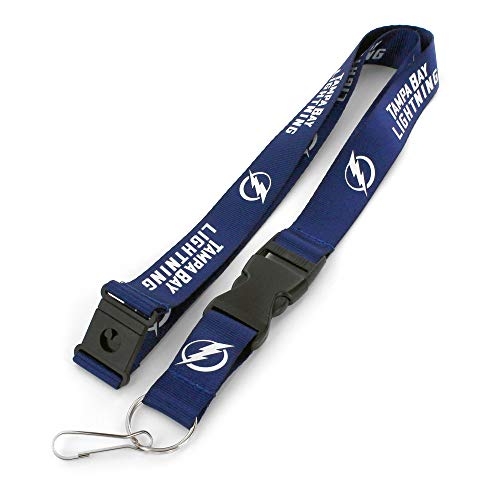 aminco NHL Tampa Bay Lightning Team Lanyard