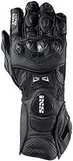 IXS Men's RX-4 Gloves (Black, Large)