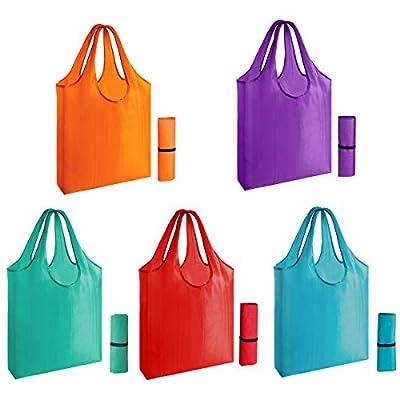 Reusable-Grocery-Shopping-Bags-Washable-Women-Eco-Friendly Premium Lightweight Net Zero Bulk For Veggie Fruit Vegetable Toys Supermarket Storage Gifts
