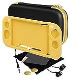Ardistel - Blackfire Gamer Essentials Kit Yellow para Switch Lite (Nintendo Switch)