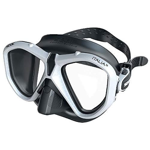 SEAC Italia - Máscara de Buceo (para Buceo Profesional, recreativo y Snorkel)