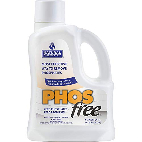 Natural Chemistry Phosfree, 3-Liter