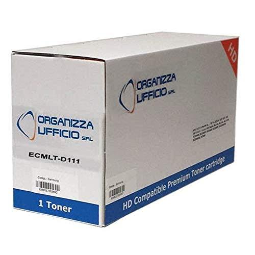 Organizza Ufficio Toner I-MLT-D111S/L per Xpress SL-M2020w, SL-M2022, SL-M2022W, SL-M2070, SL-M2070FW, SL-M2070W, 1.800 Copie