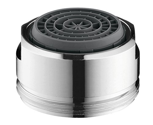 Hansgrohe 13958002 - Reguladores de agua para lavabo (2 unidades)