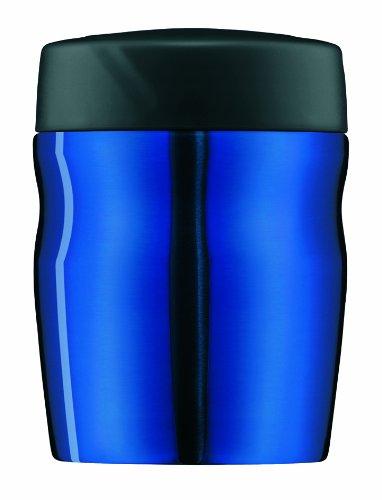 Alfi 0637251035 Isolier-Speisegefäß, Edelstahl (0,35 Liter), blau