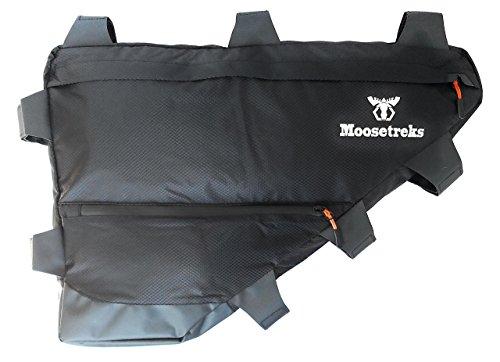 Moosetreks Road/Touring Bike Frame Bag | Small (6.5L)