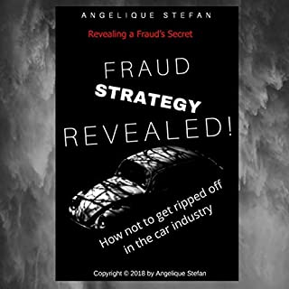 Fraud Strategy Revealed audiobook cover art