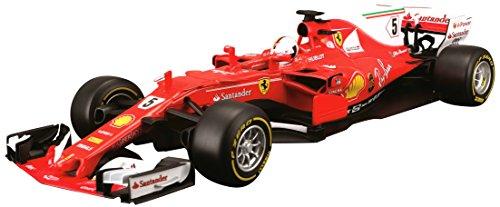 Bburago 15616805R - Maqueta a Escala 1:18 del Ferrari SF17-T