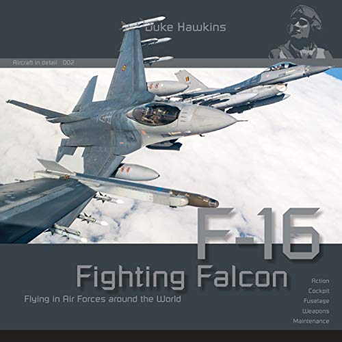 Lockheed-Martin F-16: Aircraft in Detail (Duke Hawkins)