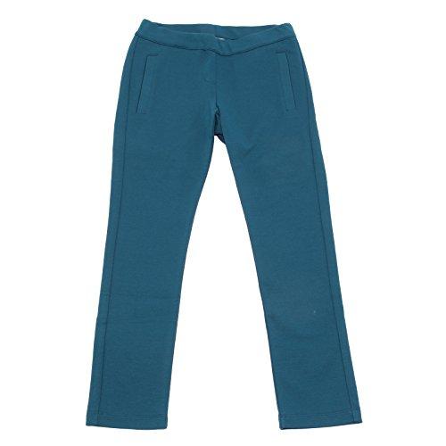 Fendi 9324R Leggings Bimba Pantalone Verde Pant Kid [12+ Years]