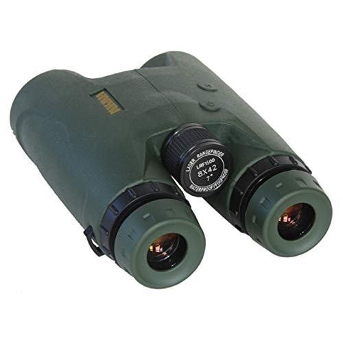 Akah Fernglas 8x42 LRF mit Entfernungsmesser und Winkelmesser bis 1500 Meter