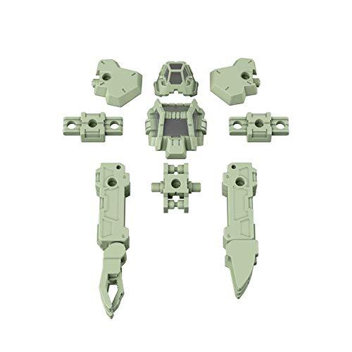 30MM 特殊作業用オプションアーマー[ラビオット用/ライトグリーン] 1/144スケール 色分け済みプラモデル