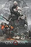 kratos God Of War Notebook: (110 Pages, Lined, 6 x 9)