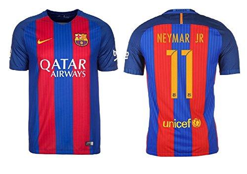 Unbekannt Trikot Kinder 2016-2017 Home Qatar - Neymar Jr 11 (152)