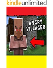 Minecraft_ 10 Things You Didn't Know About the Villager, XtremeDiary of a comic Rotten-Pete Witch, Comic Book for kids, teens, children's (a Comic book for kids age 9-12)