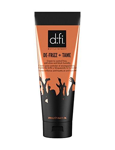 D:FI DEFRIZZ AND TAME Haarcreme zur Kontrolle von Frizz, 250 ml