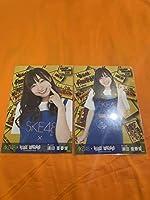SKE48 須田亜香里 生写真 village vanguard 2種コンプ