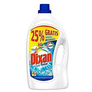Dixan Detergente Lavadora Líquido Total – 75 Lavados (3.75 L)