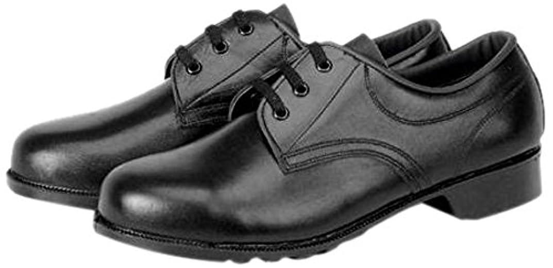 ここにコモランマガラス青木産業 安全靴 軽作業用短靴 黒 63W 27.5CM