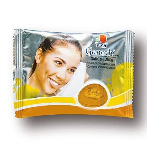 DXN Ganozhi Soap Ganoderma Lucidum (3PK) Total of 3 bars