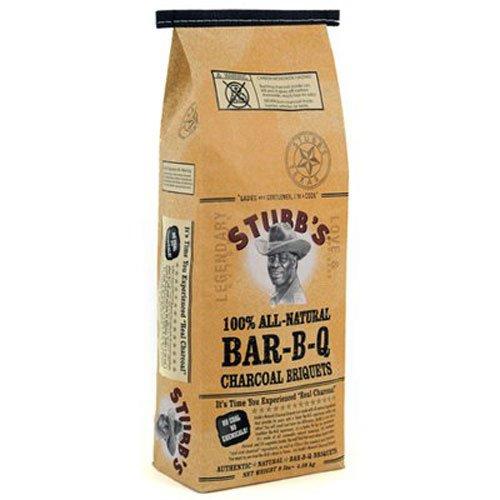 Stubb's 9-Pound All-Natural Charcoal Briquets