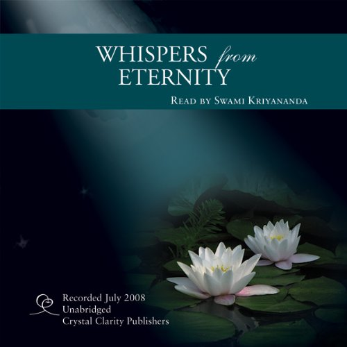 Whispers from Eternity audiobook cover art