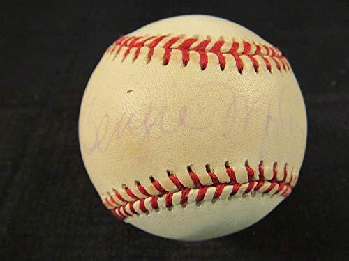 Bengie Molina Signed Auto Autograph Rawlings Baseball - B108 - Autographed Baseballs
