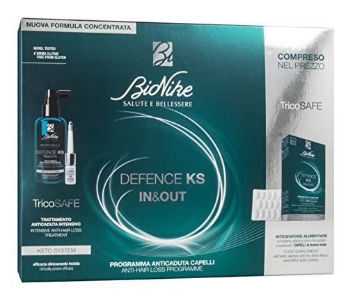 Bionike Defence Ks Bipack Trattamento Anticaduta 100 Ml + Integratore 36 Cpr