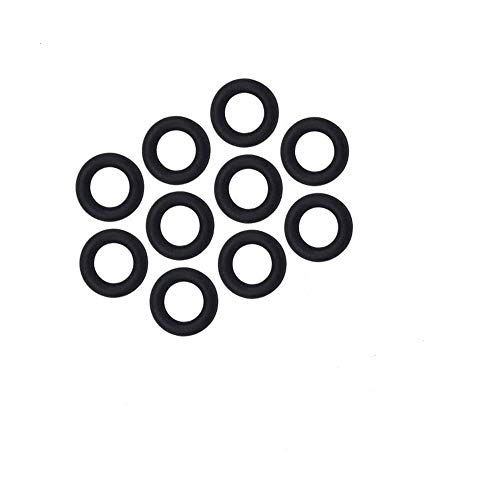 VaVoger PCP Paintball Quick Filling Charging Probe Replacement Adapter O Ring 10pcs