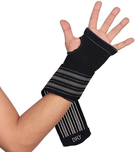 Dr. Fredericks Original Pressure Perfect Wrist Brace - Large
