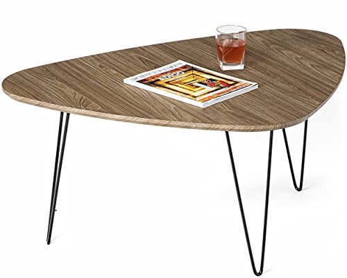 Saratoga Coffee Table with Faux Cement Top