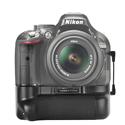 GIn - Battery Grip Impugnatura Verticale Meike Per Nikon D5200 Per Batterie EN-EL14