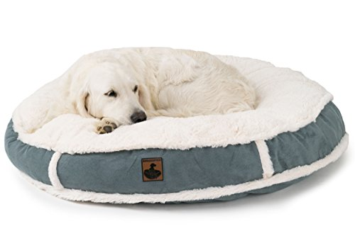 K9 Ballistics LUXURY Round Dog Bed Review