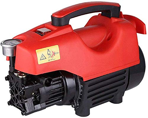 STARQ W3 Electric High Pressure Washer with Copper Winding with Hose Pipe (21.5-inch, Multicolour, 1800 W)