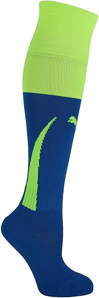 Puma Mens Power 5 Socks Soccer Cleats - Blue