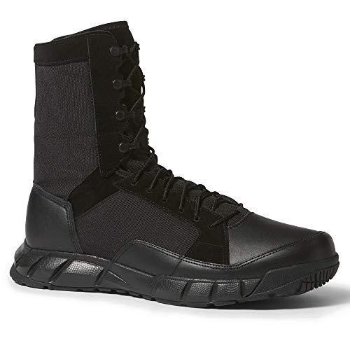 Oakley Men's SI Light Patrol Boots,10,Blackout