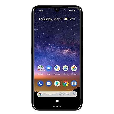 "Nokia 2.2 - Android 9.0 Pie - 32 GB - Single SIM Unlocked Smartphone (AT&T/T-Mobile/MetroPCS/Cricket/Mint) - 5.71"" HD+ Screen - U.S. Warranty"