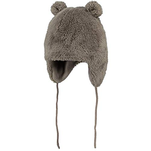 Barts Baby-Jungen Noa Bear Handschuhe, Braun (Misty Brown 0009), 47