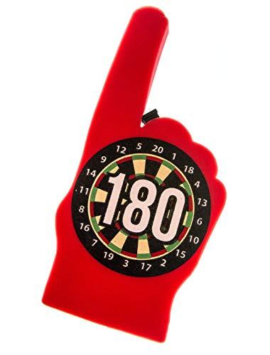 Winkehand Darts 180 mit LED-Licht, Dart-Accessoires / Dart-WM / Score 180