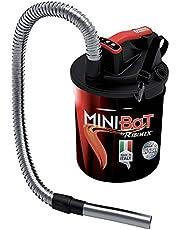 Ribitech Odkurzacz do popiołu 10 l z akumulatorem litowym 18 V 2,5 Ah – PRCEN011BAT – Ribitech