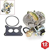2100 A800 Carburetor 2-Barrel For Ford 289 302 351 Cu Jeep 360 Engine (Automatic...